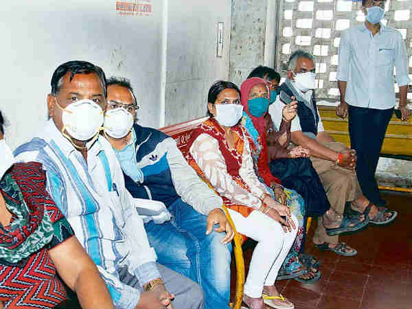 Swine Flu Team 3 Doctors On Gujarat Visit