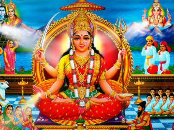 Friday Fast Katha Or Santoshi Mata Vrat Katha