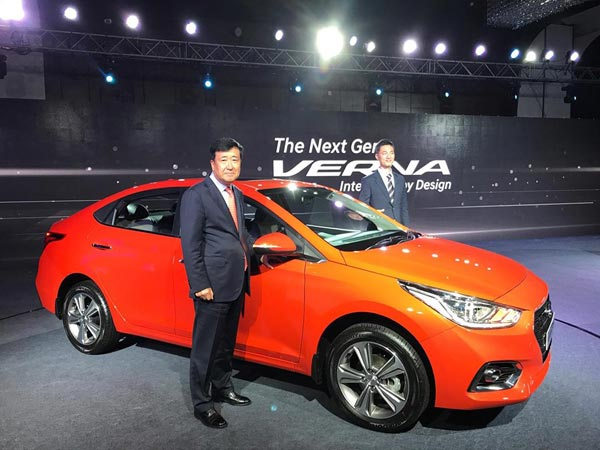 Hyundai Verna Launched India Launch