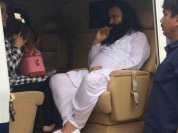Special Cell Bottled Water Assistant Ram Rahim Rohtak Jail