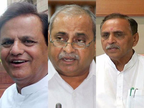 Gujarat Rs Poll Bjp Congress Recations