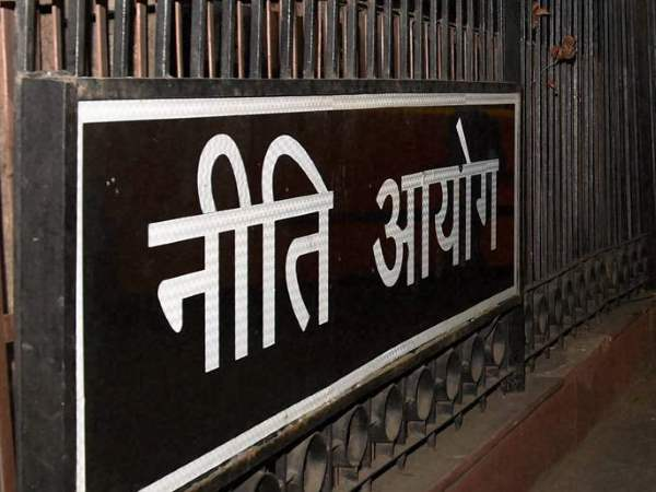 niti aayog new vice chairman
