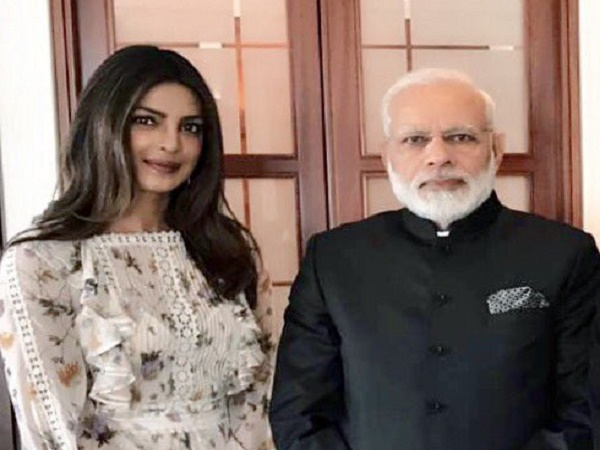 Pm Narendra Modi Priyanka Chopra Feature In Linkedin Power Profiles List Of