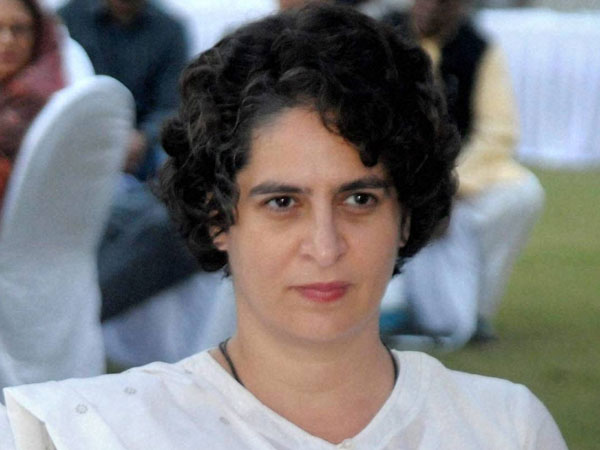 Priyanka Gandhi Admitted Delhi Hospital After Diagnosed With