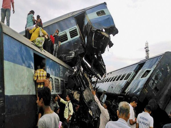 In Depth Puri Haridwar Kalinga Utkal Express Derails Up S Muzaffarnagar 10 Updates