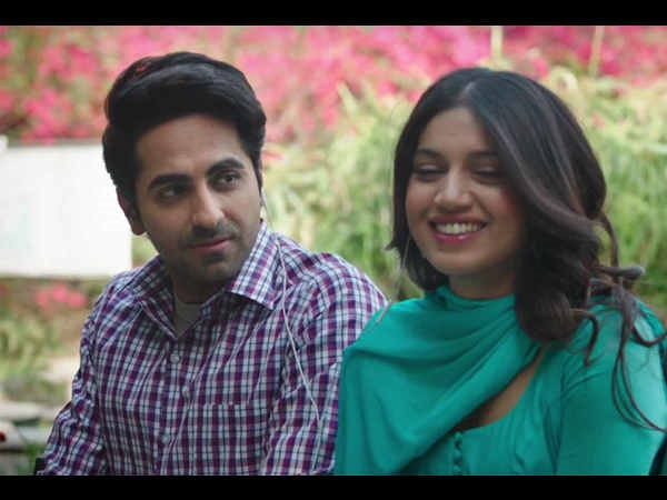 Ayushmann Khurrana Bhumi Pednekar Became Superhit Jodi With