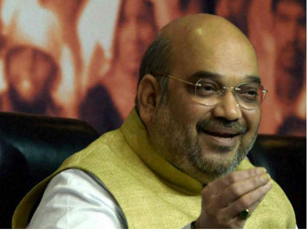 Bjp President Amit Shah Is On Three Days Visit Gujarat From