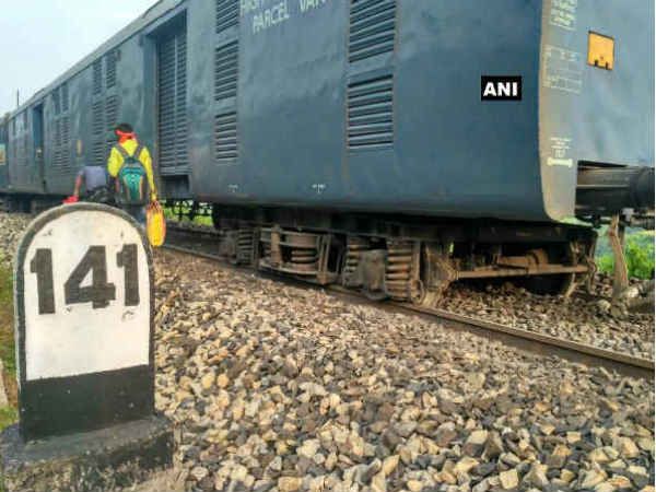 Train Accident Shantikunj Express 7 Coaches Derailed In Sonbhadra Going To Jabalpur From Hawrah