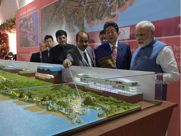 Zero Cost Bullet Train In India Narendra Modi Dream Project Comes True