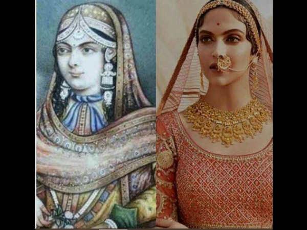 Deepika Padukone Padmavati Unseen Pictures Viral See Here