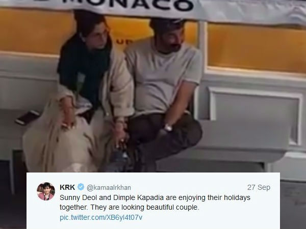 Twitter Trolls Akshay Kumar Twinkle Khanna Over Dimple Kapadia Sunny Deol Viral Video
