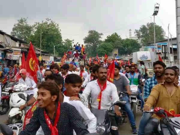 ગુજરાતમાં શું થઇ રહ્યું છે? અલ્પેશ, હાર્દિકને ભાજપની રેલીઓ!