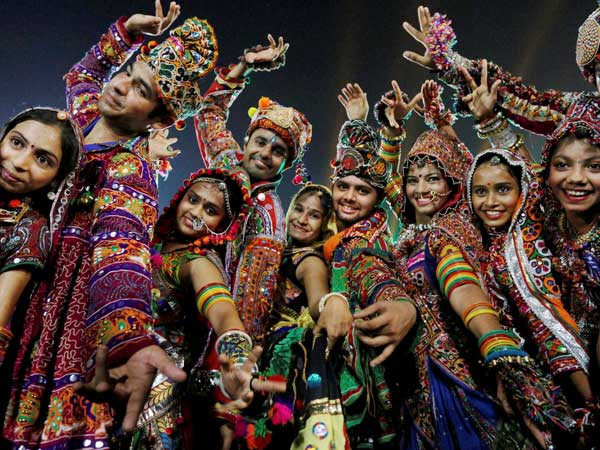 Video Navratra Garba Tutorial Learn Advance Garba Step Here