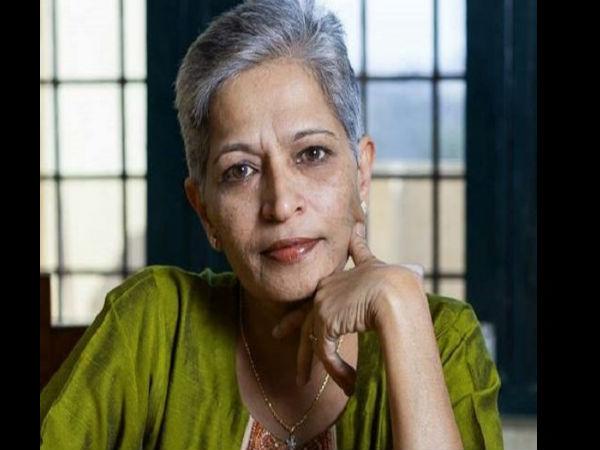 Surat Trader Nikhil Dadhich S Tweet About Gauri Lankesh Murd