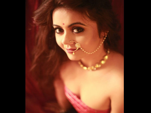 Devoleena Aka Gopi Bahu Turned Bolder A Recent Photo Shoot