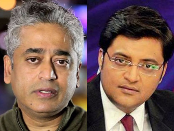 Arnab Goswami S Gujarat Riot Story Is Fake Says Rajdeep Sar