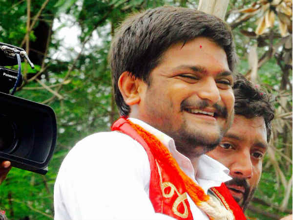 Hardik Patel S Sankalpa Yatra From Ahmedabad Somnath