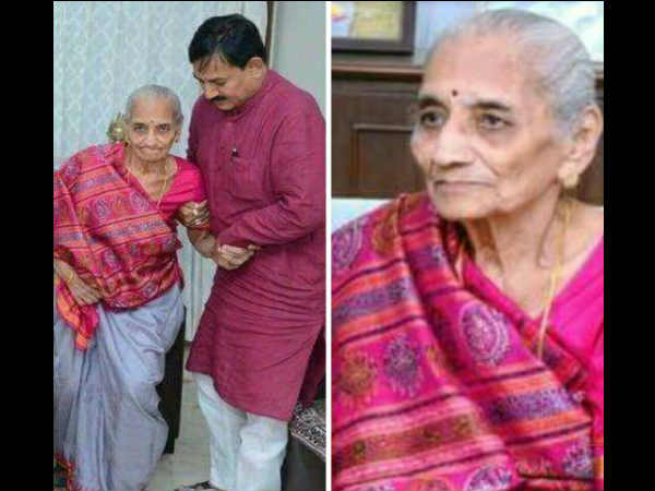 Gujarat Congress President Bharatsinh Solanki Mother Pass Away