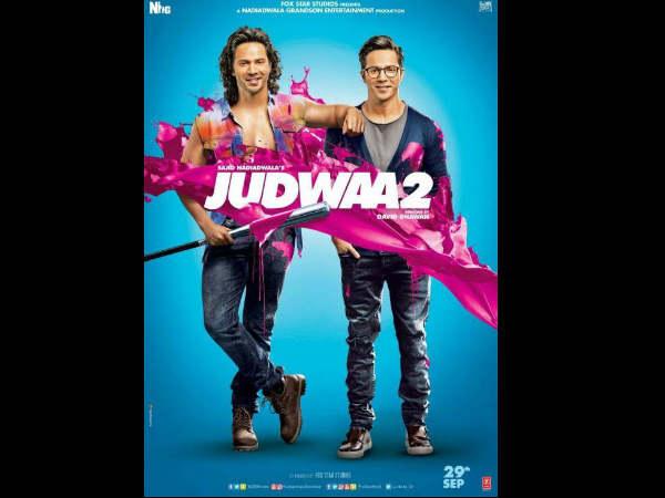 Varun Dhawan Starrer Judwaa 2 1st Day Box Office Collectio