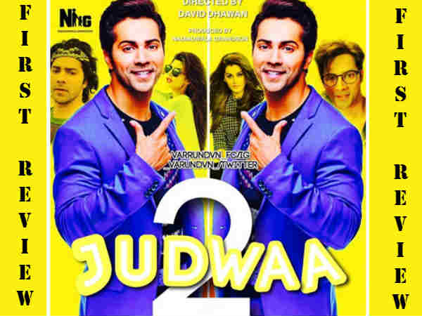 Judwaa 2 Movie Review Gujarati