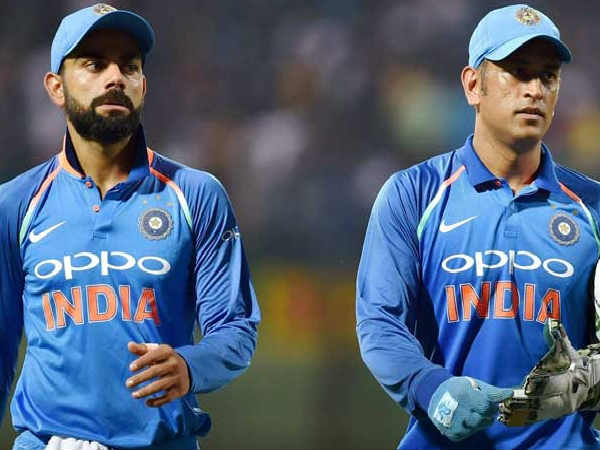 Virat Kohli 30th Odi Ton Ms Dhoni Sets New World Record