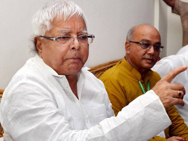 Cabinet Reshuffle Lalu Prasad Yadav Targets Pm Narendra Modi And Nitish Kumar