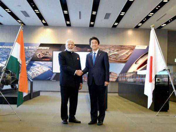 Shinzo Abe India Visit Pm Modi Abe S Ahmedabad Programme De