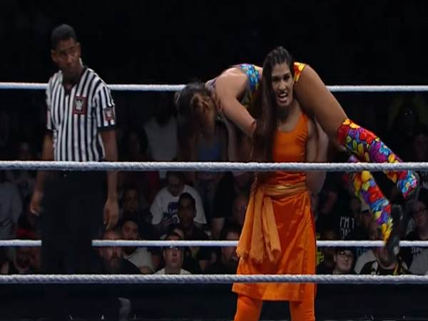 Video Women Wrestler Kavita Devi Wwe