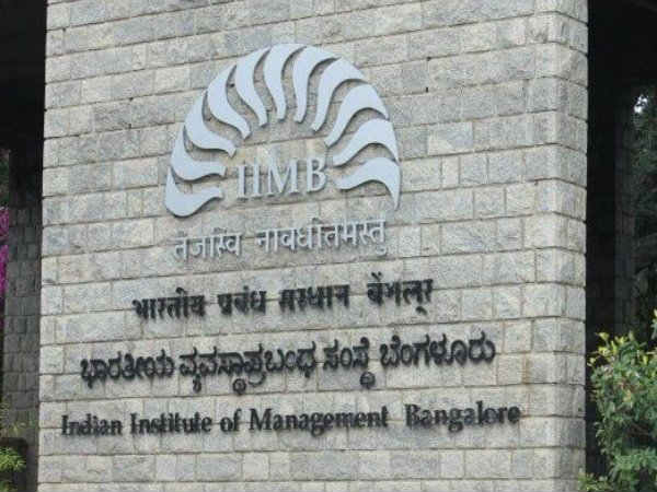 Iim Bangalore Partners With German B Schools Launch New Prog