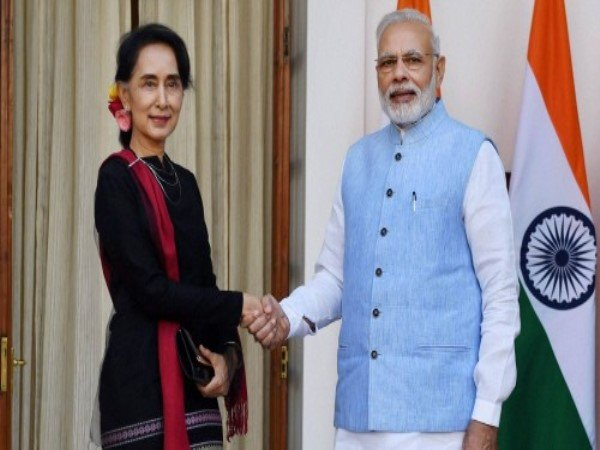 Pm Narendra Modi Myanmar India Would Like Make Good Relation With East Country