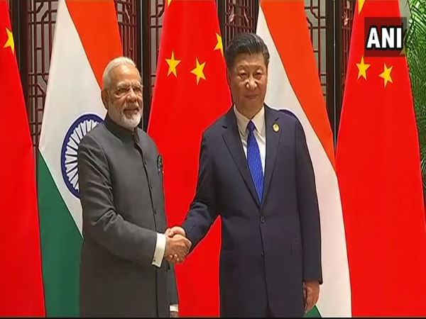 Brics 2017 Modi Jinping Meet First Time After Doklam Stand