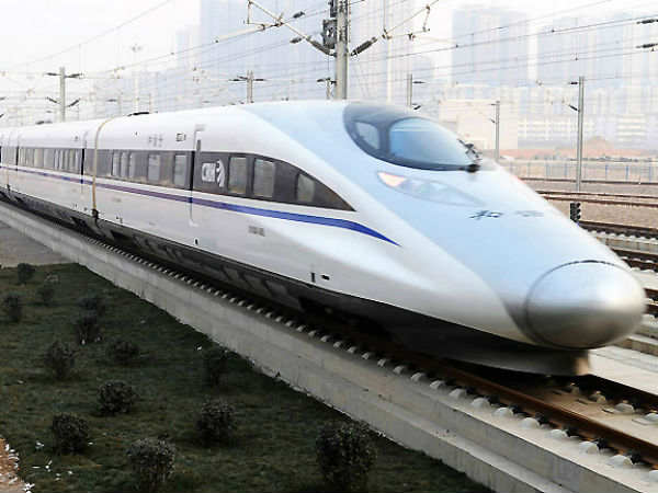 Japan India Have Come Together Partner High Speed Rail Proje