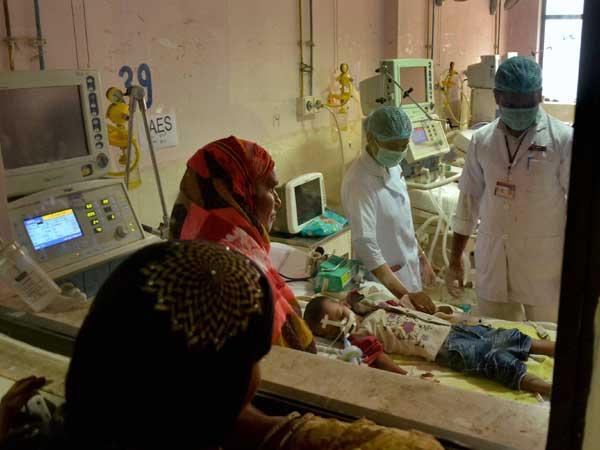 New Born Baby Dies Banswara S Hospital Rajsthan