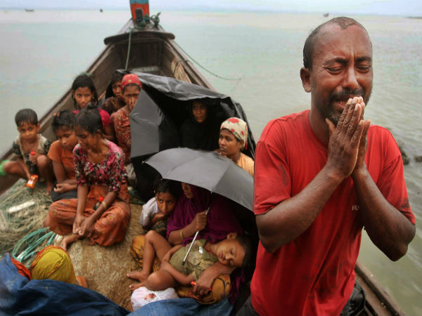 Rohingya Crisis Centre Files Affidavit Supreme Court
