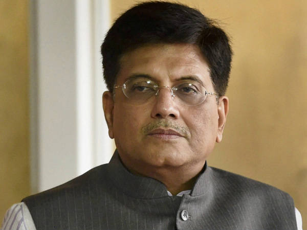 Railway Minister Piyush Goyal Chairs High Level Meeting On S