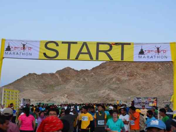 ahmedabad it official won ladakh marathon