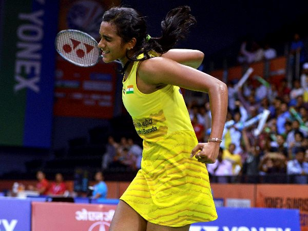 Korea Open Super Series Pv Sindhu Beats He Bingjiao Set Up