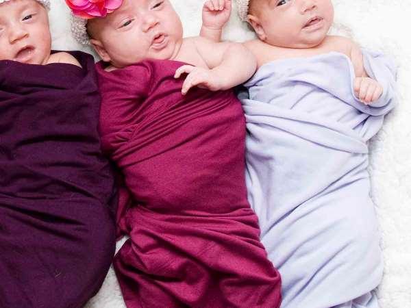 Surati Family Named Their 3 Children Over Gst