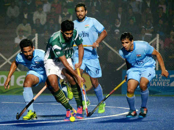 India Vs Pakistan Hockey Match India Beat Pakistan By 3