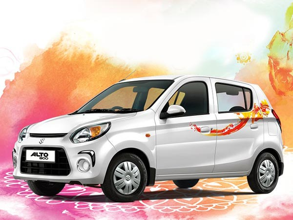 Maruti Suzuki Alto 800 Utsav Edition Launched India Read La