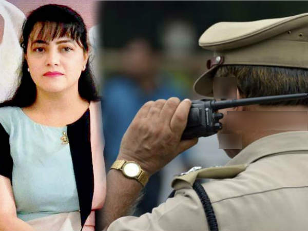 Ips Of Punjab Police Was Helping Honeypreet Insan To Escape