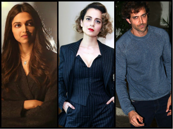 Kangana Ranaut Confessed Her Catfight With Deepika Padukone To Hrithik Roshan In Leaked Emails