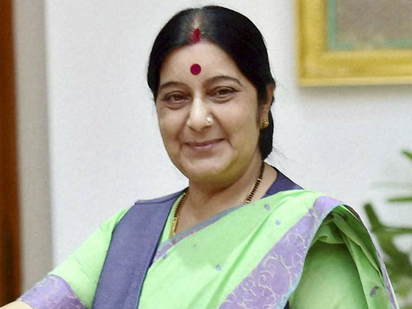 Gujarat Polls Sushma Swaraj Interact With Women On Today