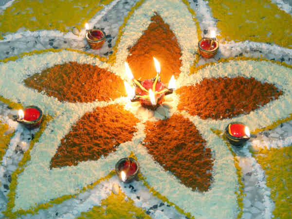 Rangoli Is Important Part Of Diwali