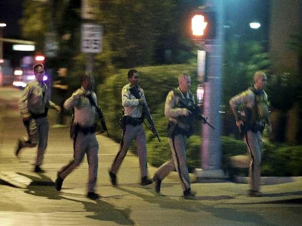 Las Vegas Shooting Isis Claim Responsibility Us Denies Conne