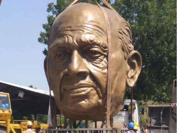 Statue Unity 70 Percent Work The World Tallest Statue Is D