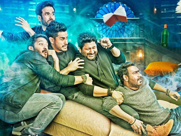 Golmaal Again Movie Review Gujarati
