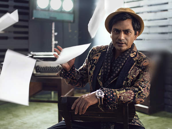 Delhi Based Lawyer Files Complaint Against Nawazuddin Siddiqui In National Commission Women