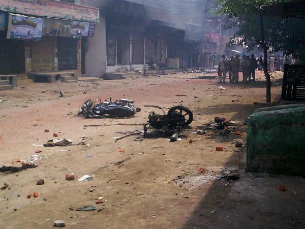 Vadodara Violence During Tajiya