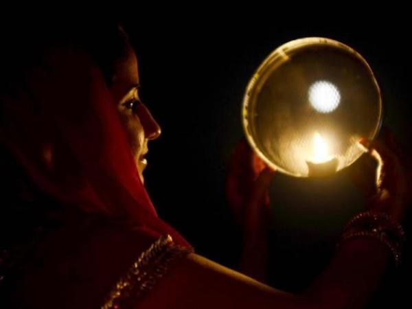 Karva Chauth Karva Pujan Gujarati